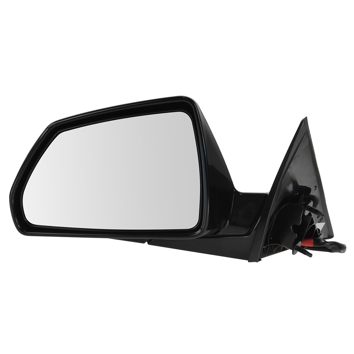 Power Mirror For 2011-14 Cadillac CTS Coupe Left Manual Folding Heated Paintable