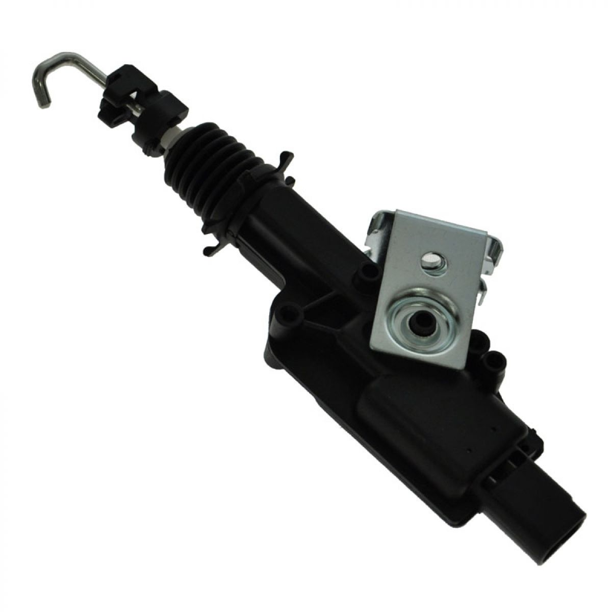 Rear Power Door Lock Actuator With Bracket For 90 92 94 97