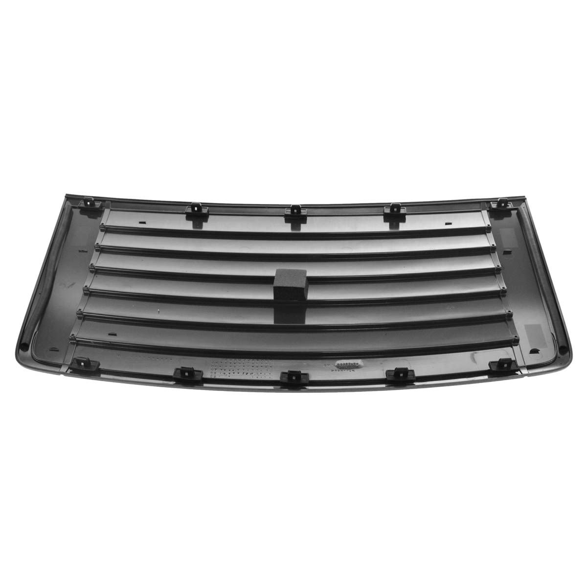 Details about OEM 14 Hood Air Vent Louver Insert Panel Gray for  Hummer H14 New | hummer h3 hood louver