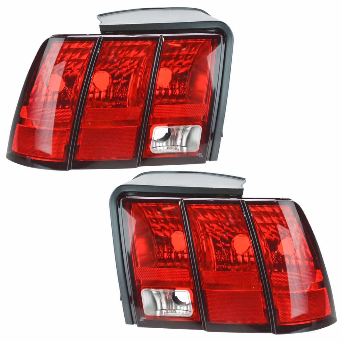 Taillight Taillamp Rear Brake Light Driver Side Left LH for 99-04 Mustang