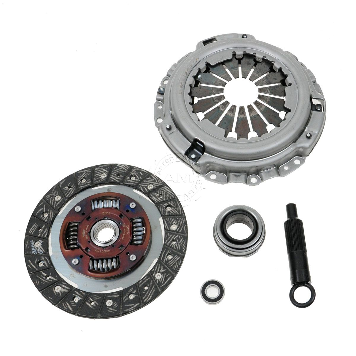 EXEDY 08028 Clutch Disk Set Kit Complete For 92-93 Acura