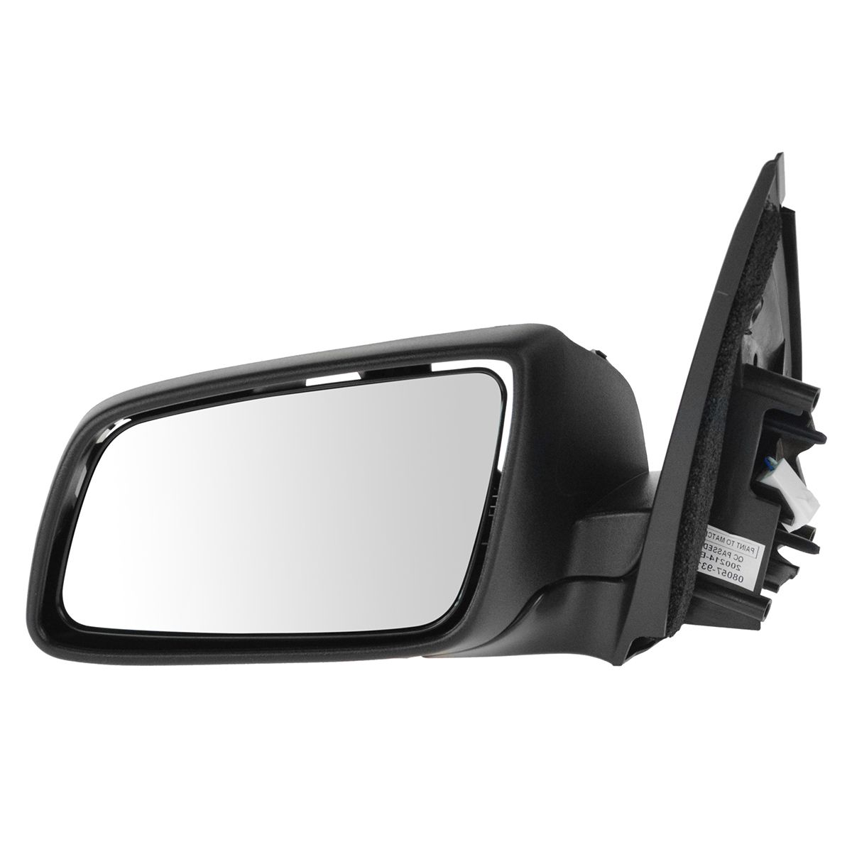 New Drivers Power Side View Mirror Glass Housing Chevrolet Caprice Pontiac G8