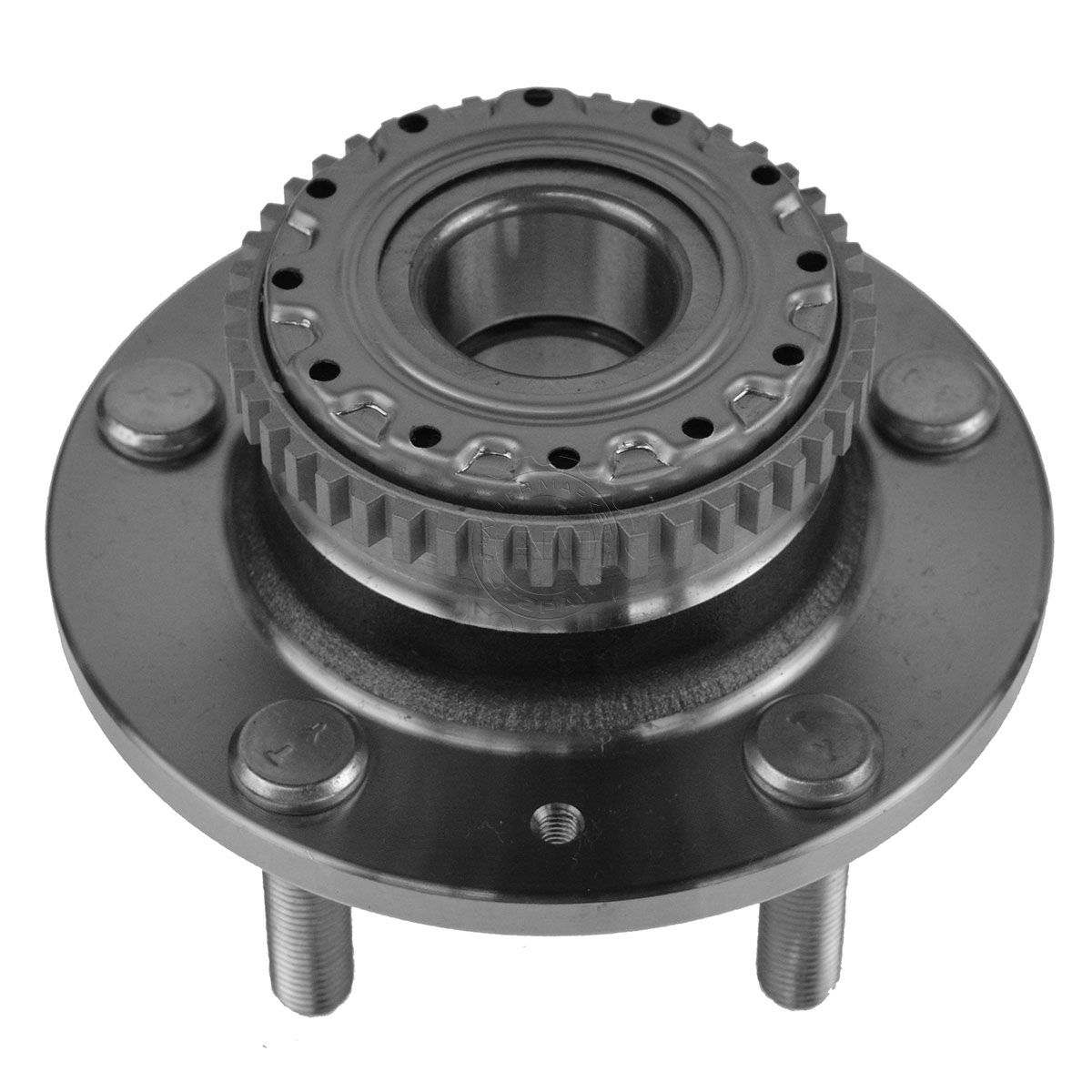 Rear Wheel Bearing and Hub Assembly 512199 Left// Right for Hyundai Tiburon 2001