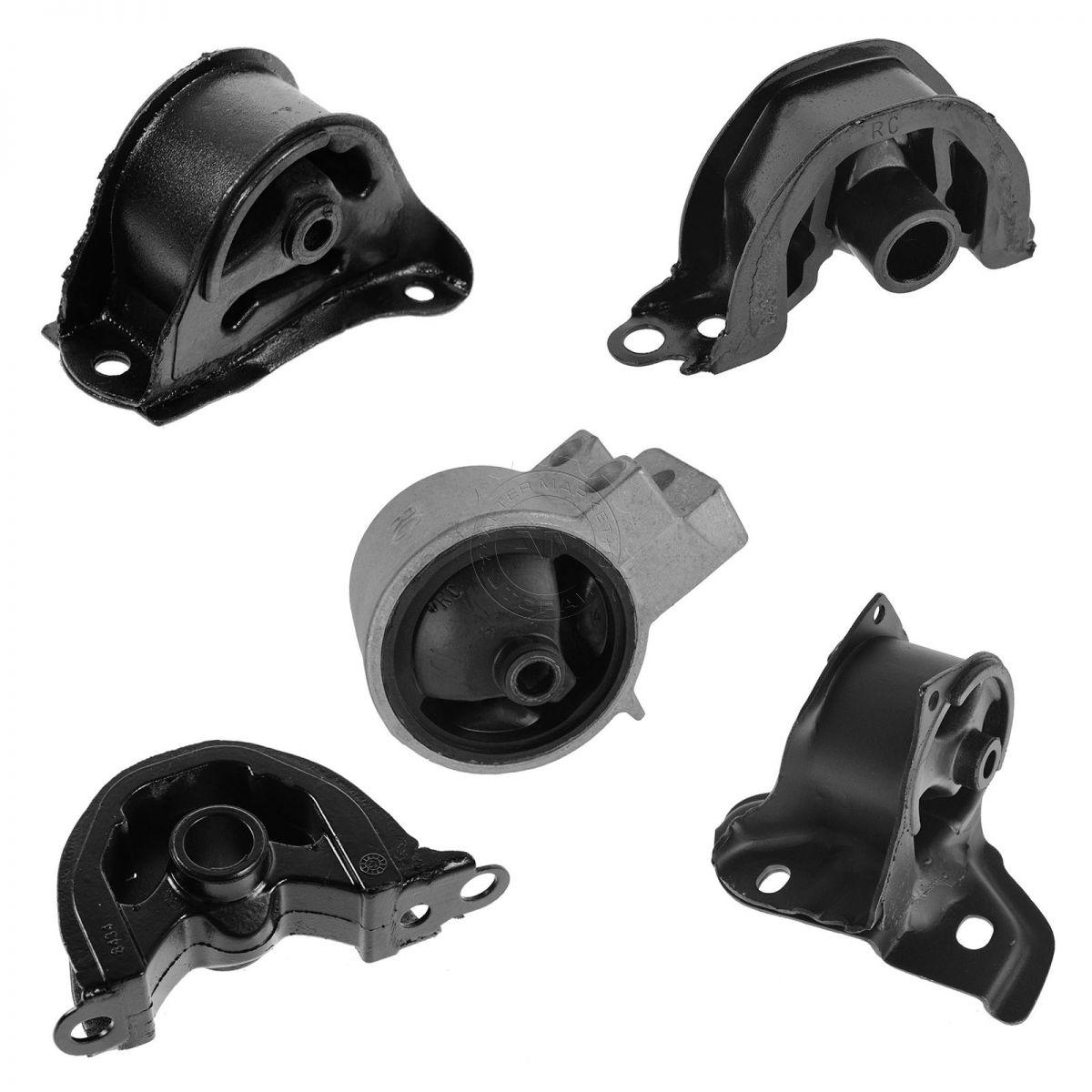 Engine Manual Transmission Mount Kit Set Of For Acura - Acura integra manual transmission
