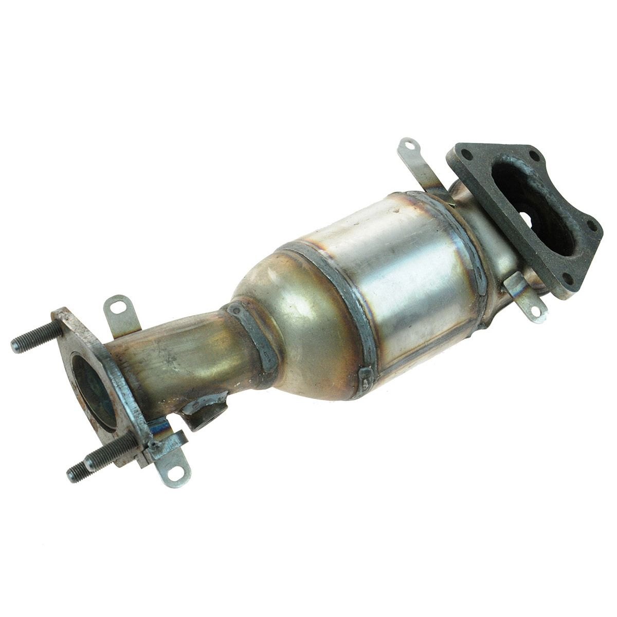 Rear Exhaust Manifold W/ Catalytic Converter For Accord