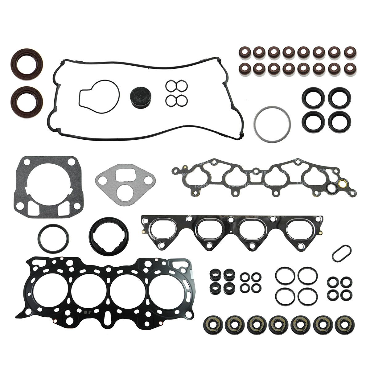Steel Head Gasket Set Kit For 90-01 Acura Integra 1.8L