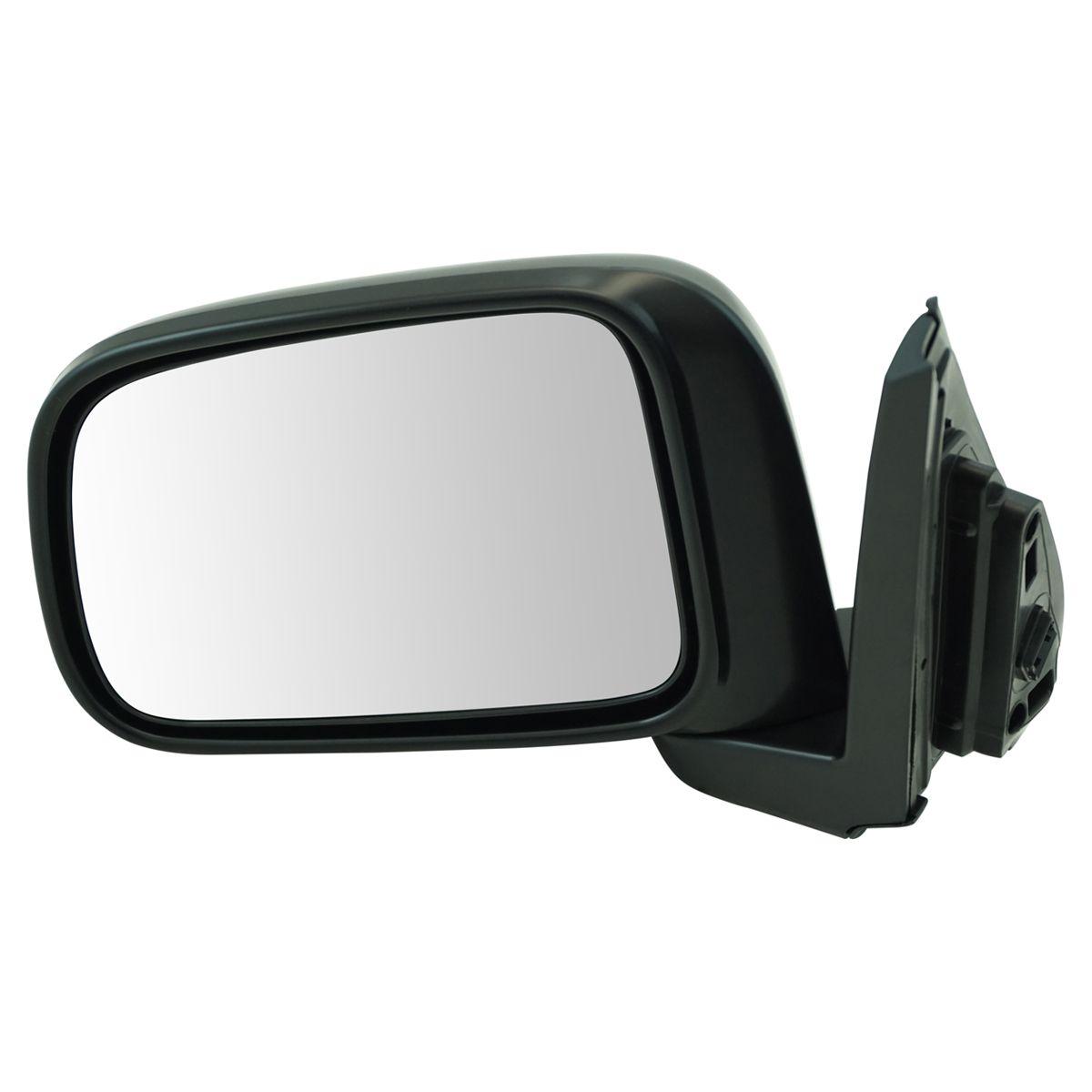 Honda CR-V 97-06 Left Door Driver  Side Rear View Mirror Glass LH OEM