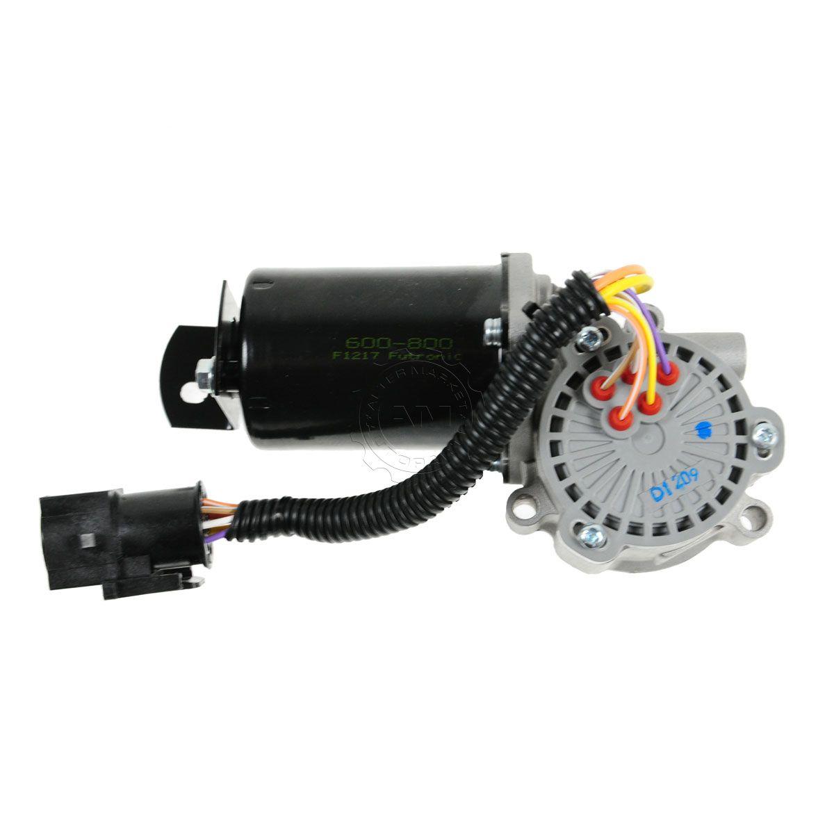 Dorman Transfer Case Shift Motor W   Electric 4wd For Mazda