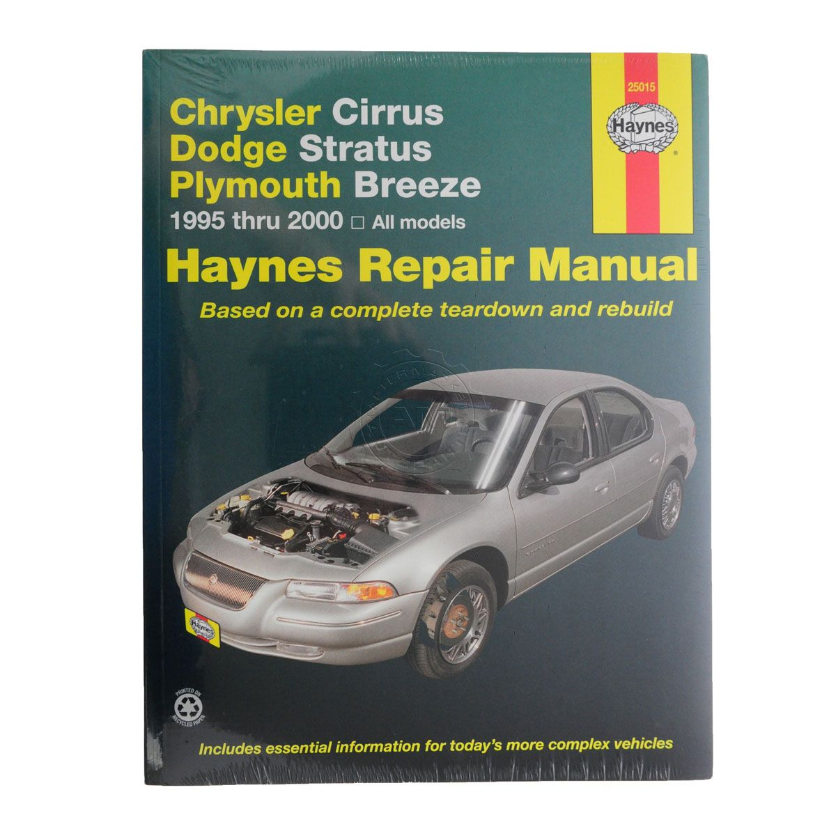 Haynes Repair Manual for 95 96 97-00 Cirrus Stratus Breeze