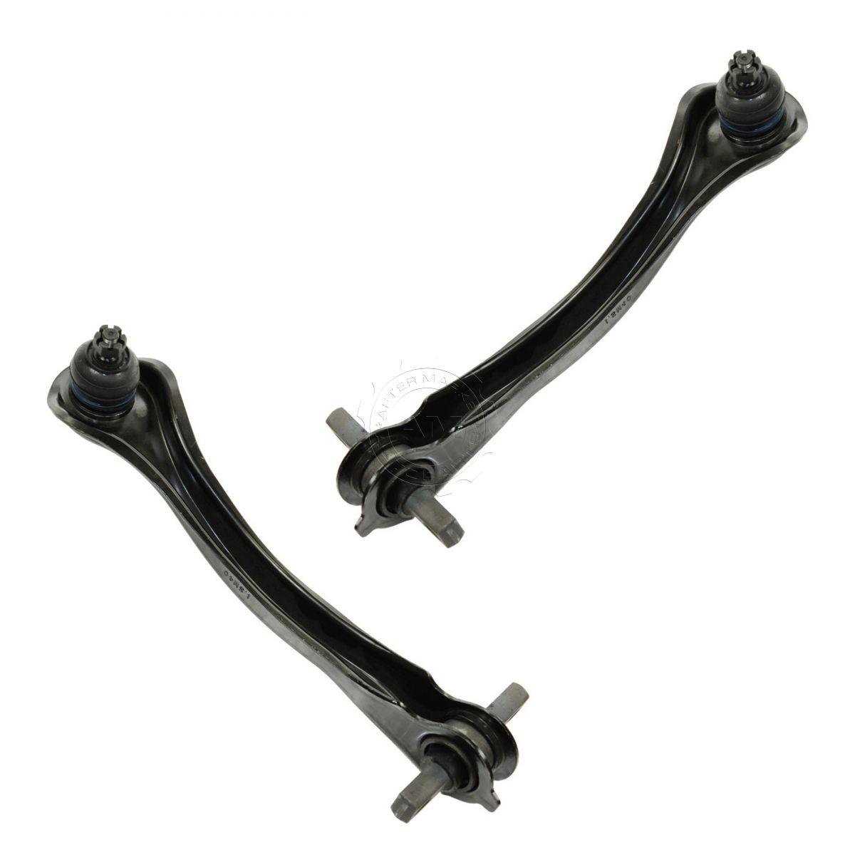 Rear Upper Control Arm w/ Ball Joint For Honda Accord Acura Vigor CL Pair LH