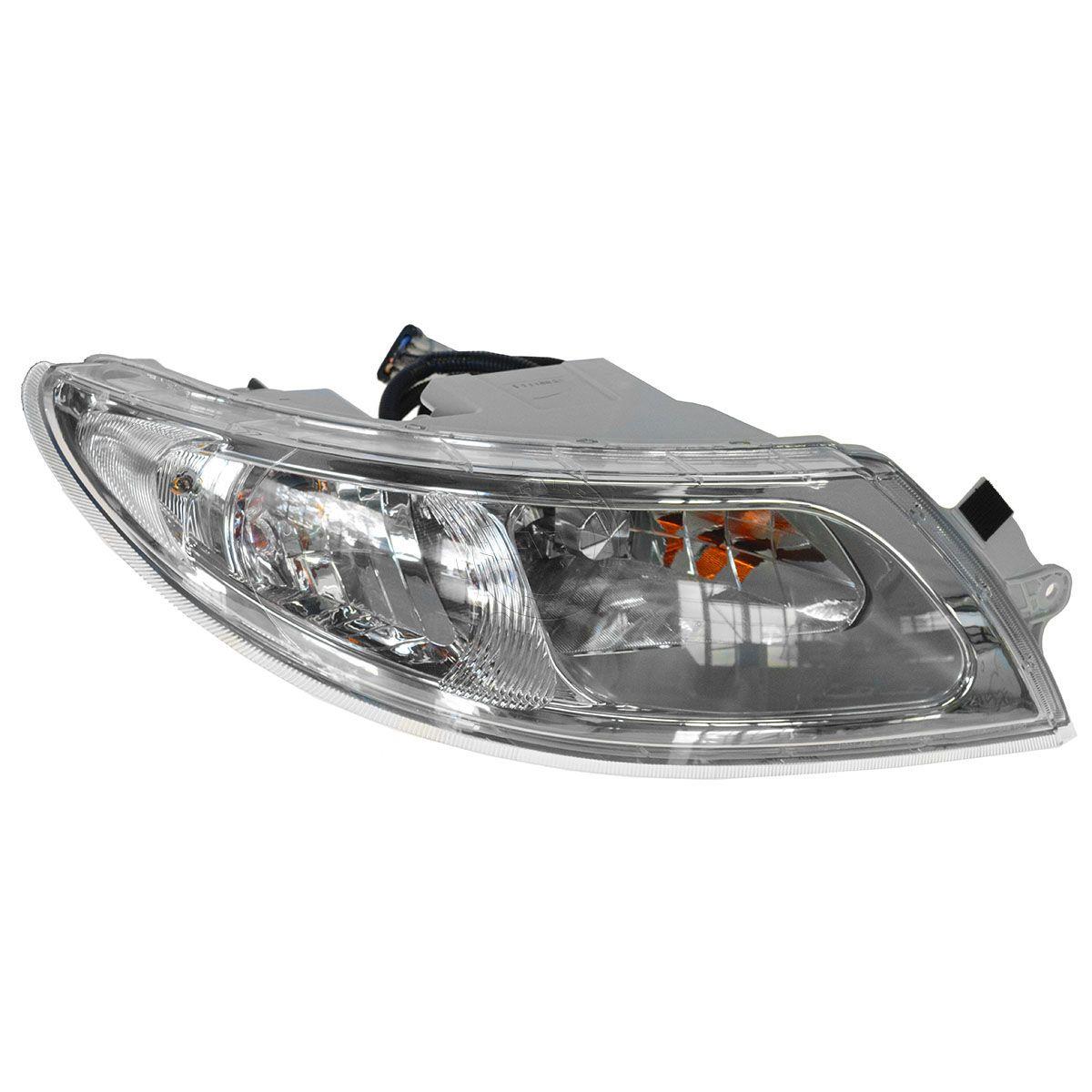 headlight headlamp right rh rf for international 4100 4200. Black Bedroom Furniture Sets. Home Design Ideas