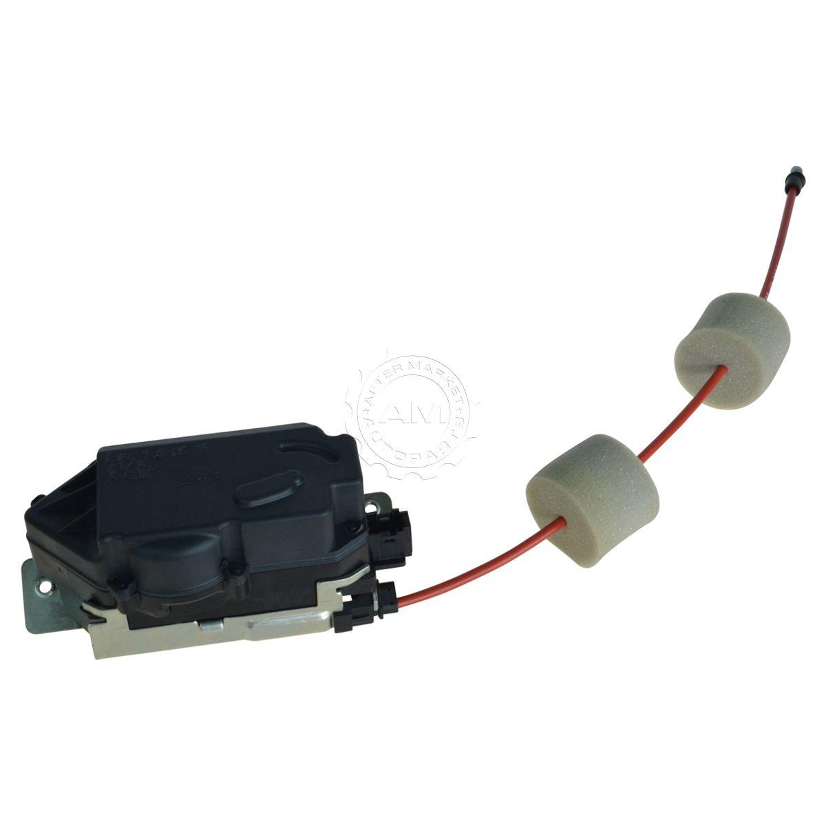 mercedes ml320 how to fix door lock actuator
