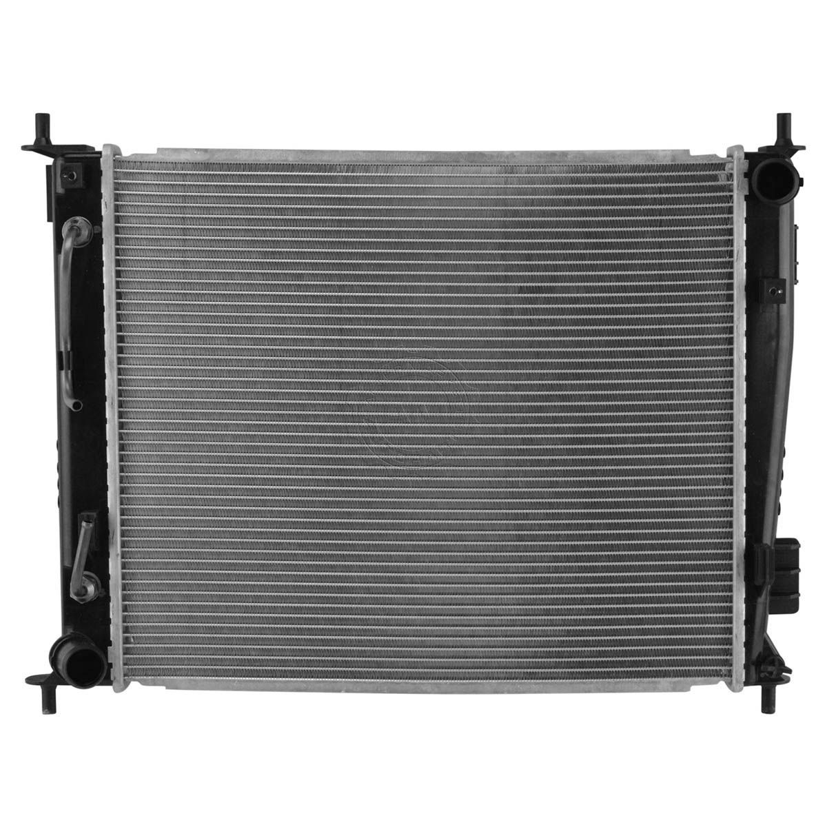 Radiator Assembly Plastic Tanks Aluminum Core Direct Fit For Kia Sedona Coolant Reservoir 3 Of 6 Soul 16l New