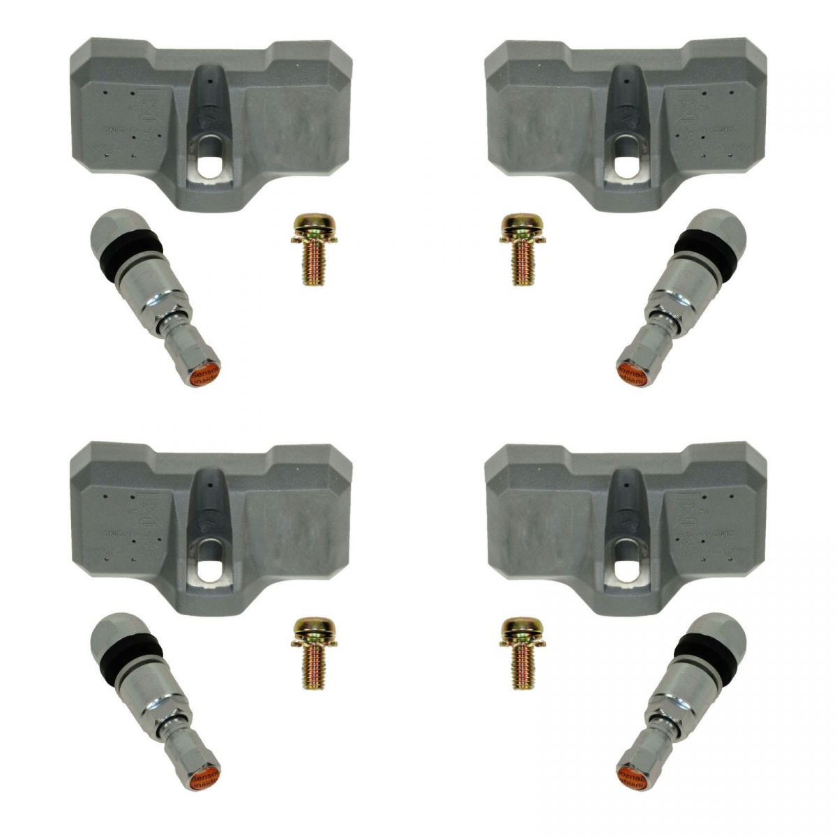 Dorman Tire Pressure Sensor Monitor Set Of 4 Tpms Kit For