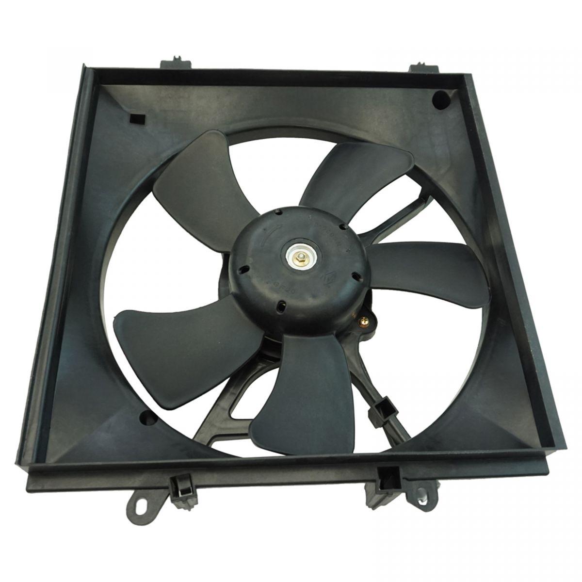 Radiator Cooling Fan Assembly For 2002 Mitsubishi Lancer 2.0L MR464708 MI3115109