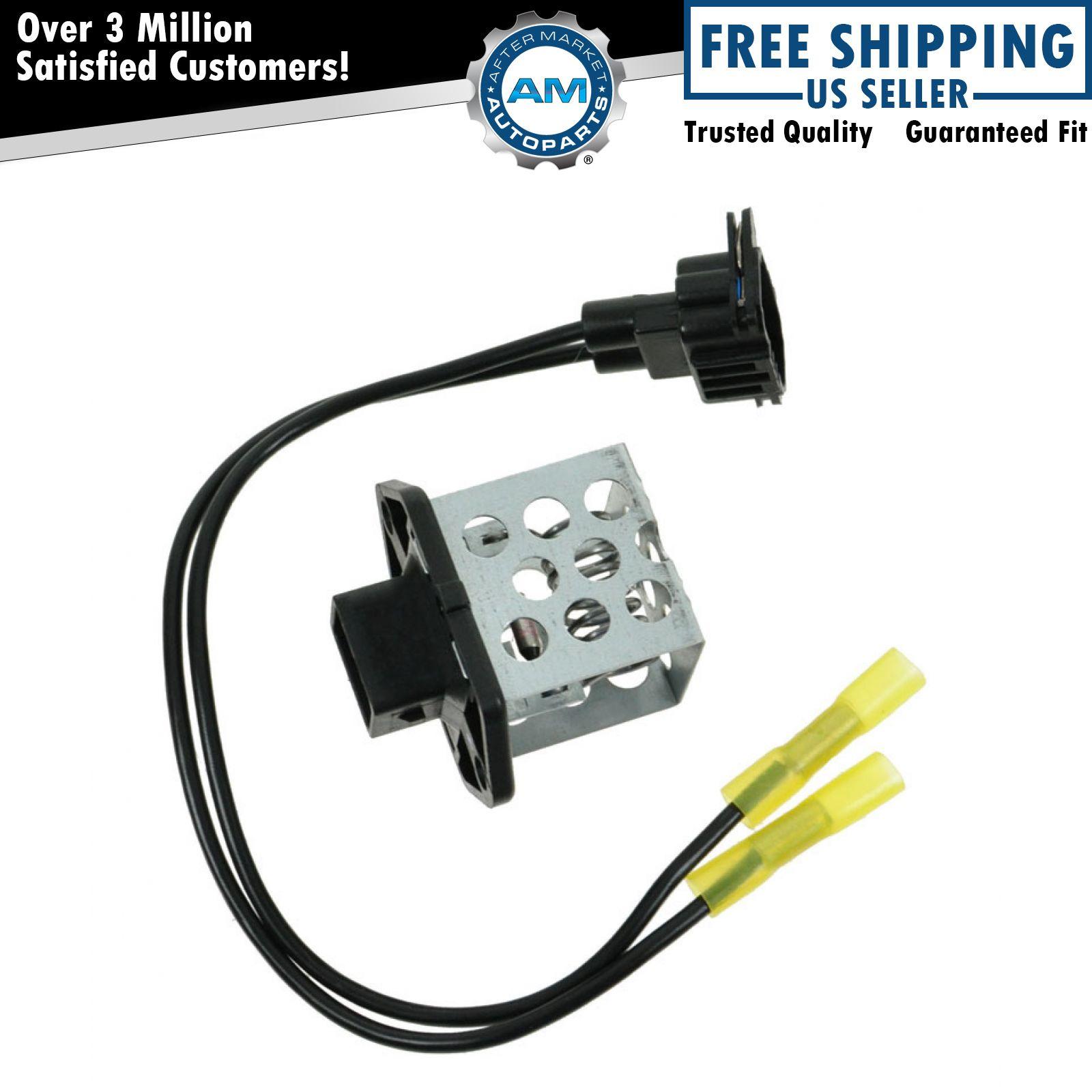 radiator fan relay resistor harness plug for focus. Black Bedroom Furniture Sets. Home Design Ideas
