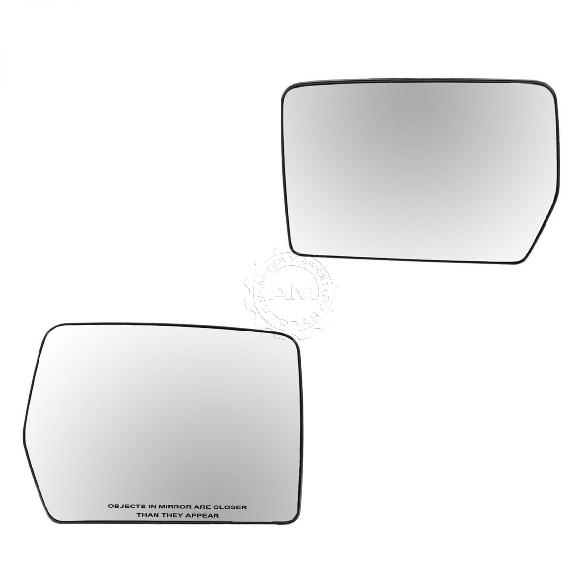 NEW Mirror Glass WITH BACKING HEATED FORD LINCOLN TRUCK Passenger Right Side