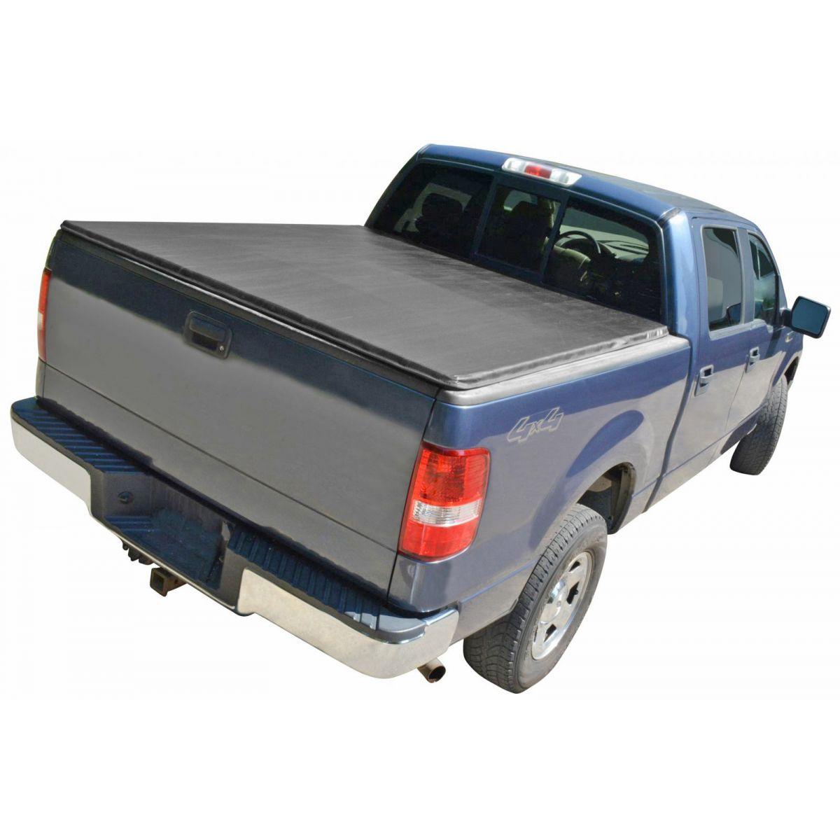 Tonneau Cover Soft Tri Fold For Ram 1500 2500 3500 Pickup Truck 6 5ft Short Bed Telesto Gr