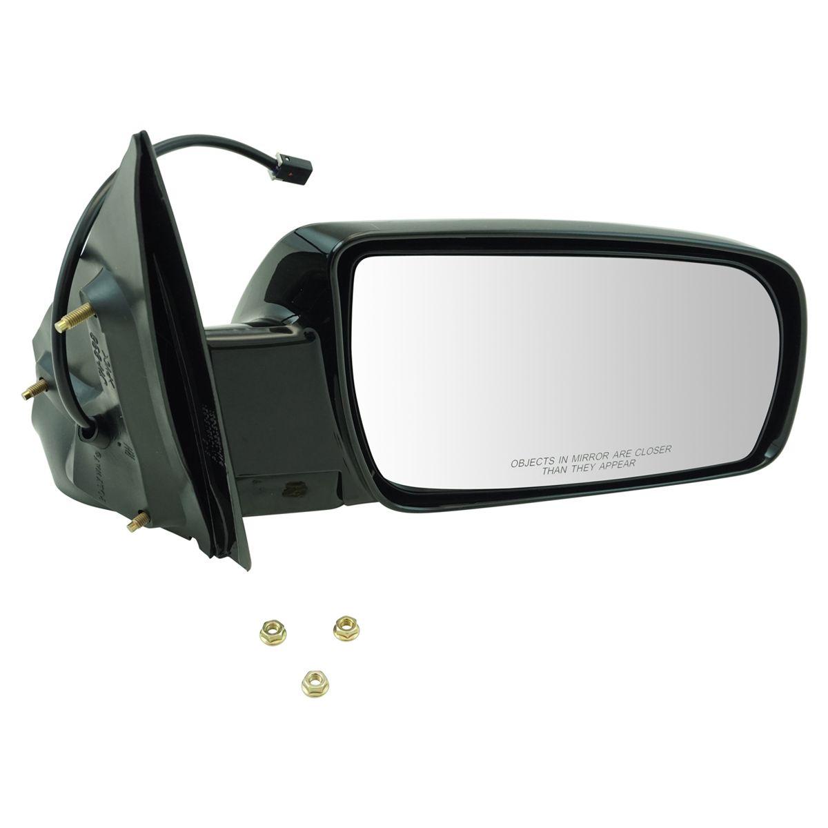 Power Side View Mirror Folding Passenger Right Rh For 00 05 Astro Safari Van Ebay