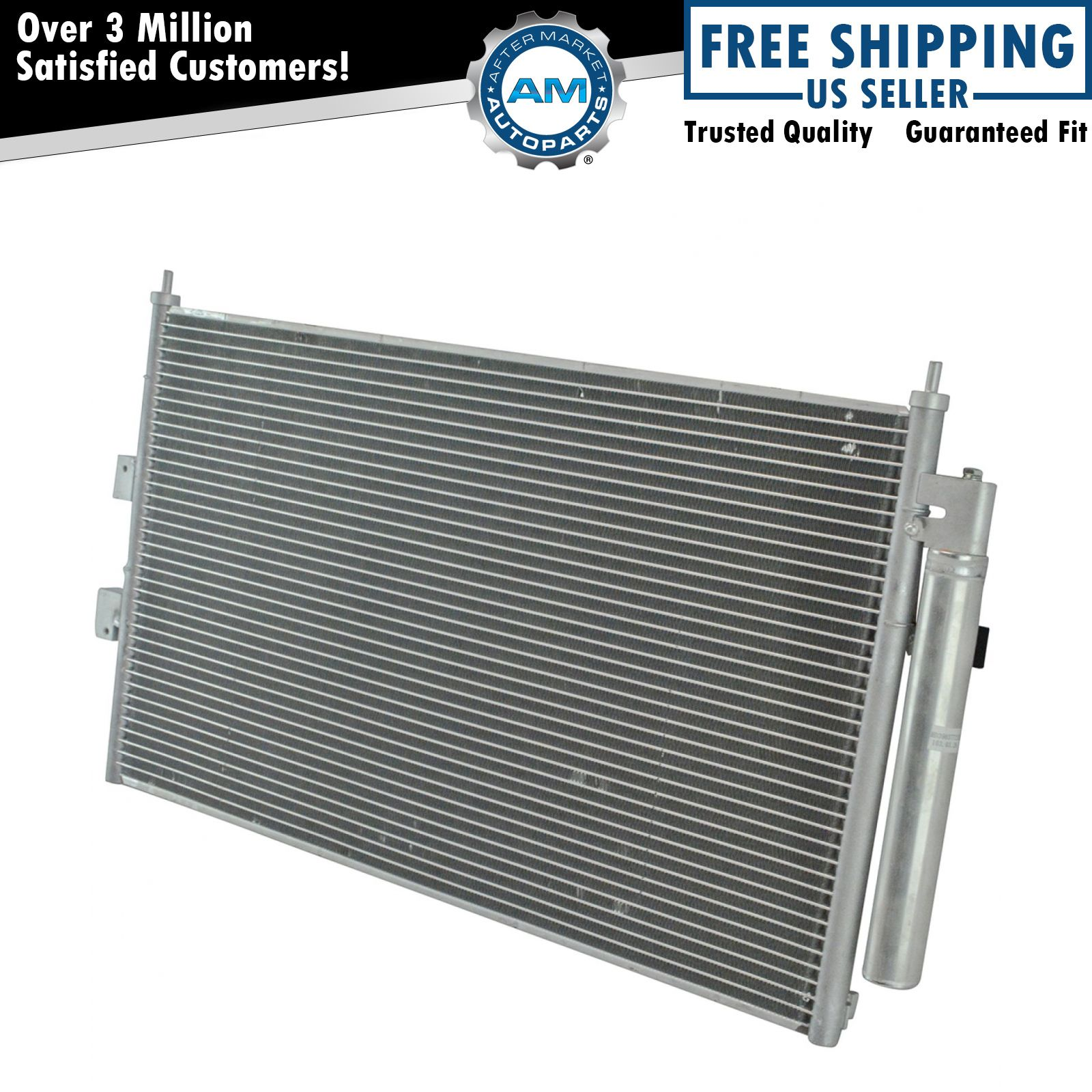 Air Conditioning A C Ac Condenser W Receiver Drier For 06