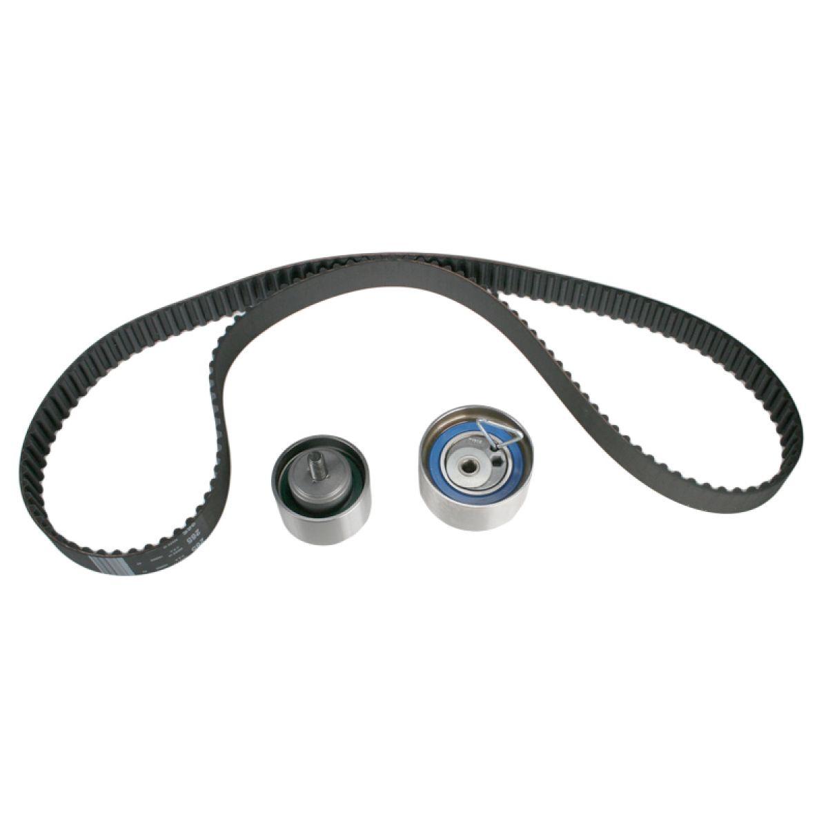 timing belt w tensioner pulley kit set for chrysler dodge. Black Bedroom Furniture Sets. Home Design Ideas