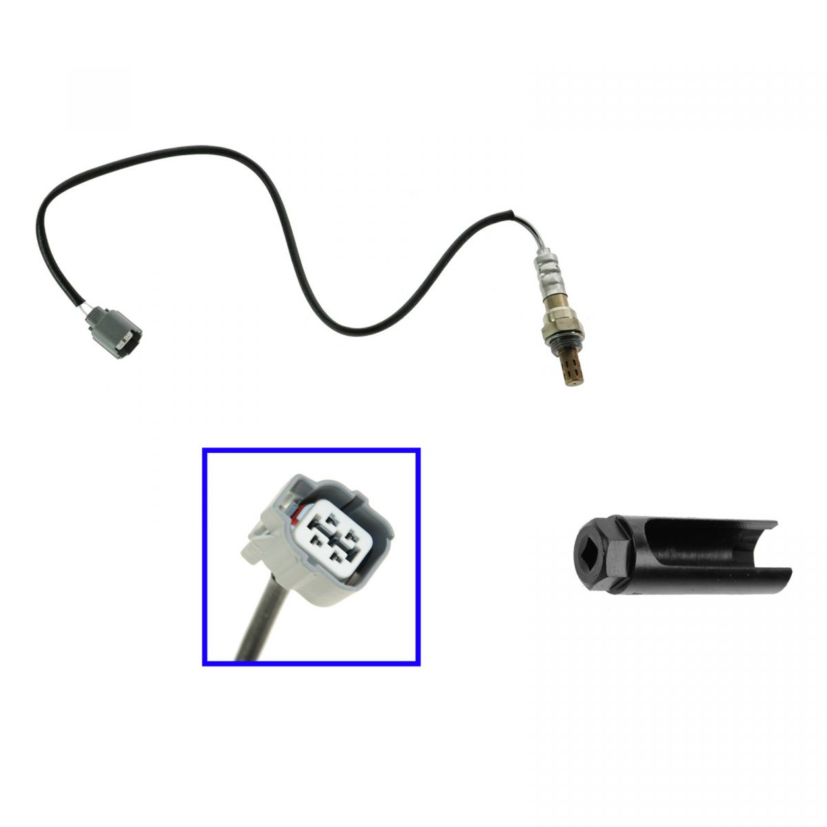 Direct Fit O2 Oxygen Sensor W Tool For Honda Civic Prelude