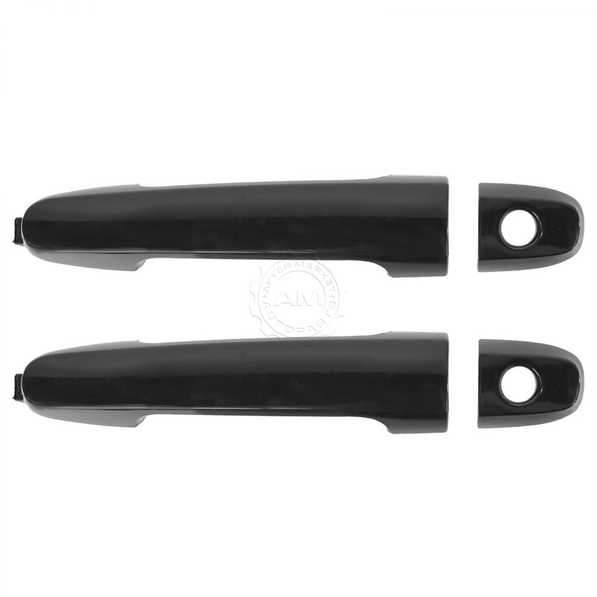 Front,Left,Right Pair DOOR OUTER HANDLE For Pontiac,Toyota,Scion Camry,tC