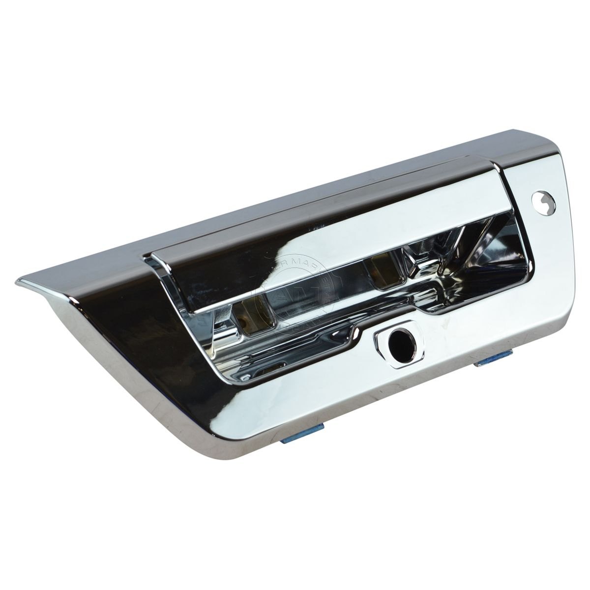 Manual truck door lock array manual tailgate handle chrome finish w lock camera provisions for rh ebay com fandeluxe Image collections