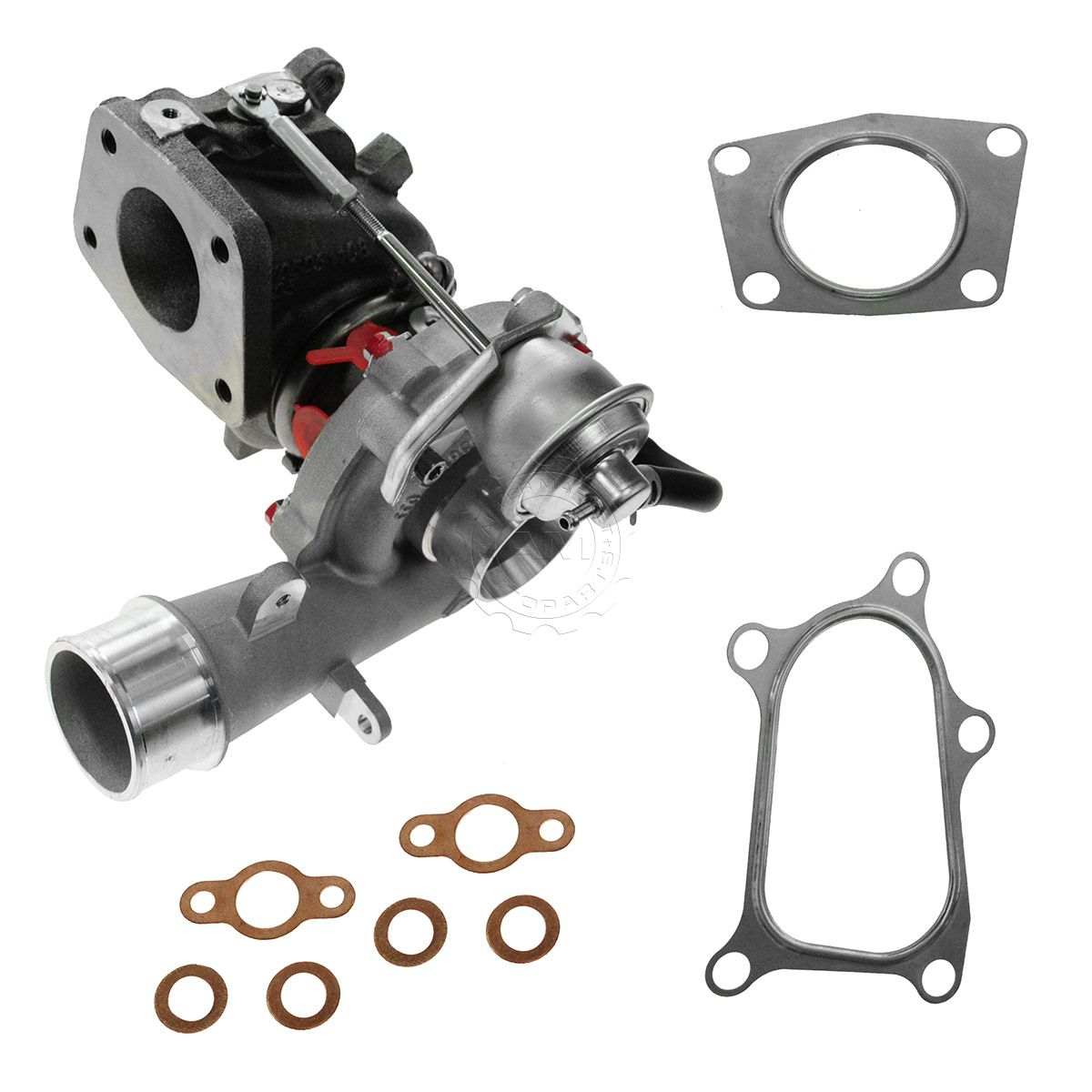 Mazda Cx 7 2010 2012 Oil Cooler: Dorman Turbocharger Turbo Charger & Gasket Set Kit For 07