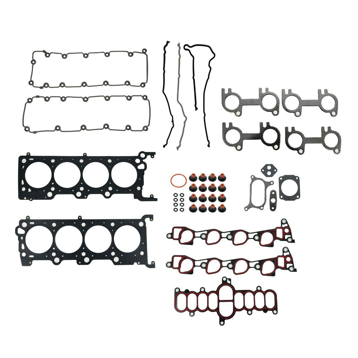 Engine Steel Head Gasket Set for Ford F-Series Truck Econoline Van 5.4L V8