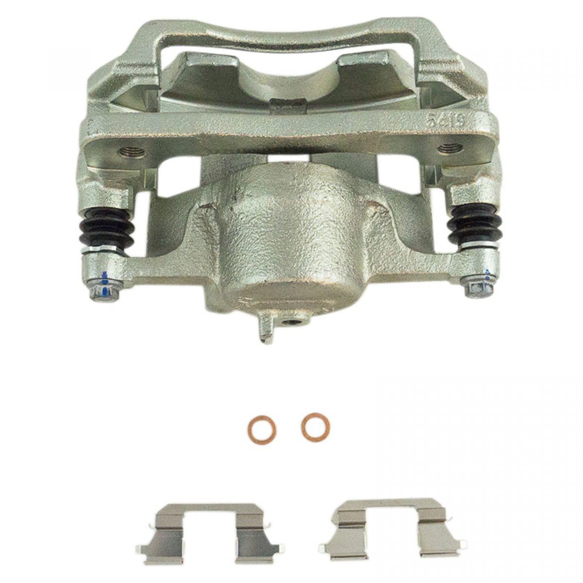 Front Disc Brake Caliper Hardware LH /& RH Kit Set for Honda Civic Insight New