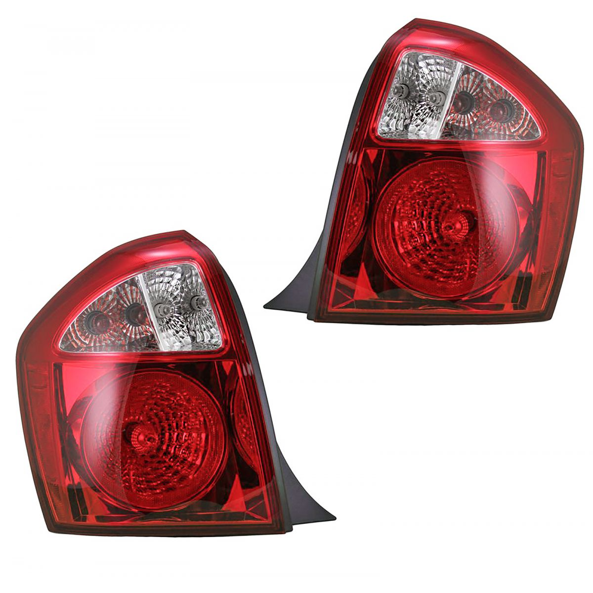 Left Only Fits 05-09 KIA SPECTRA TAIL LIGHT//LAMP  Driver Side