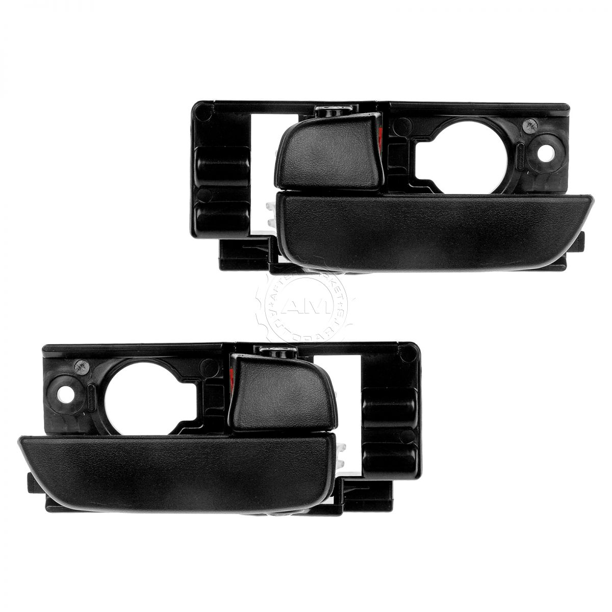 Transparent Purple Hose /& Stainless Purple Banjos Pro Braking PBR7823-TPU-PUR Rear Braided Brake Line