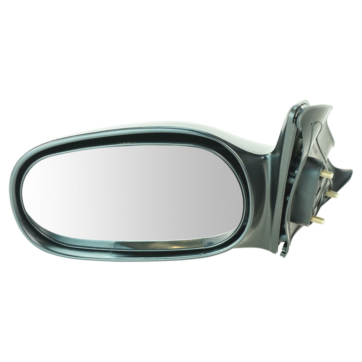 Manual Side View Mirrors Left /& Right Pair Set for 98-02 Toyota Corolla