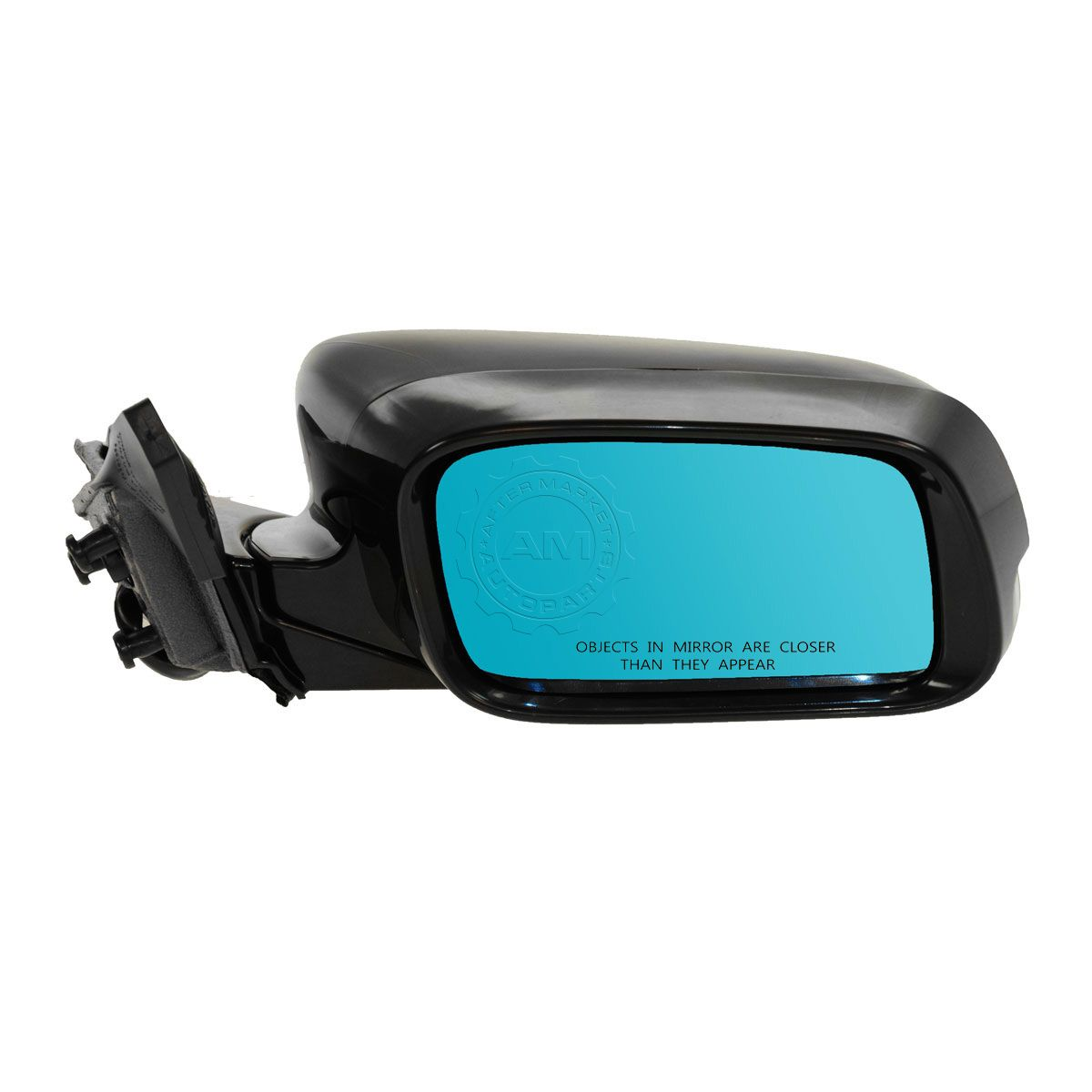 Mirror Power Heated Memory Turn RH Right Passenger Side