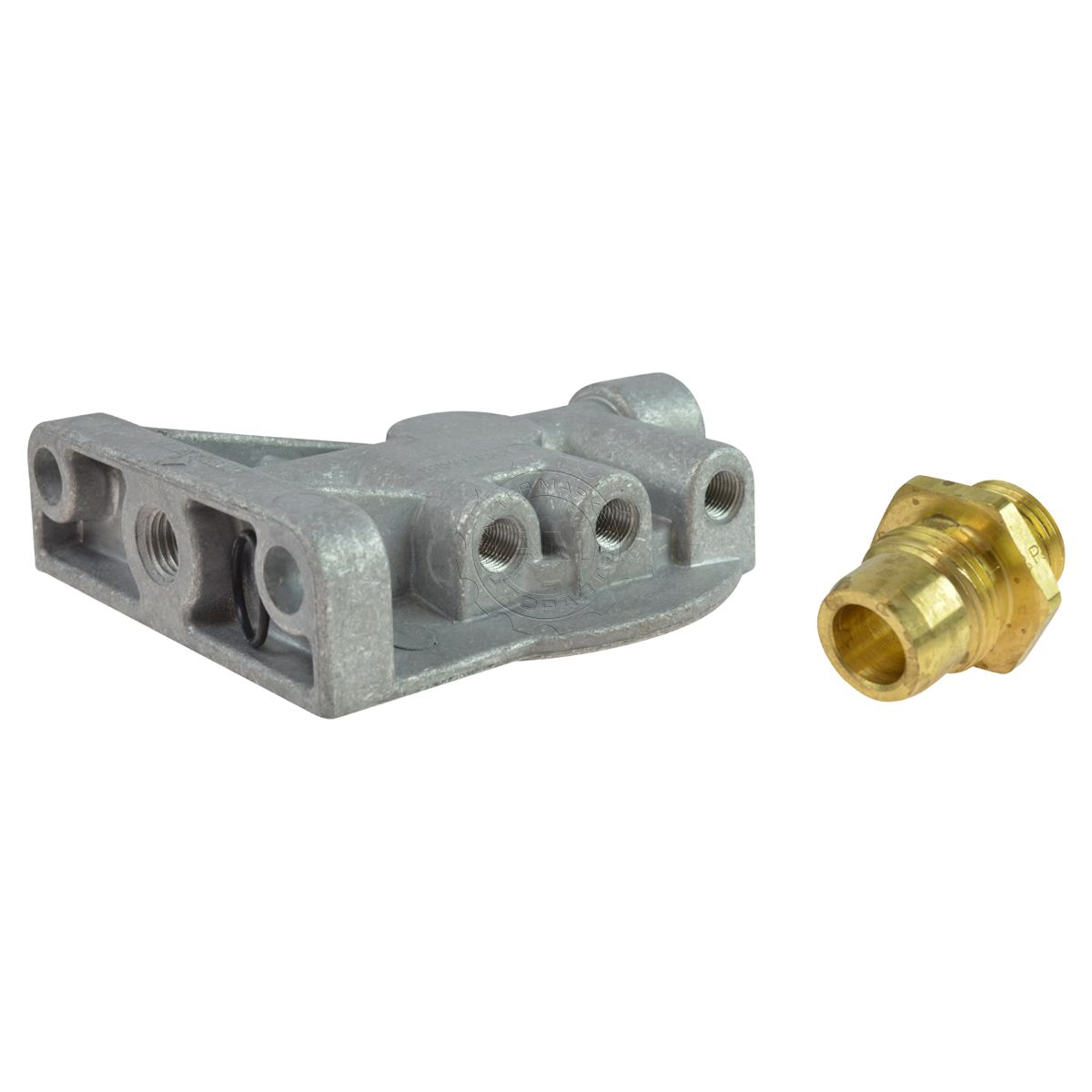 OEM Diesel Fuel Filter Housing Header for Ford F150 F250 F350 E-150 6.9L