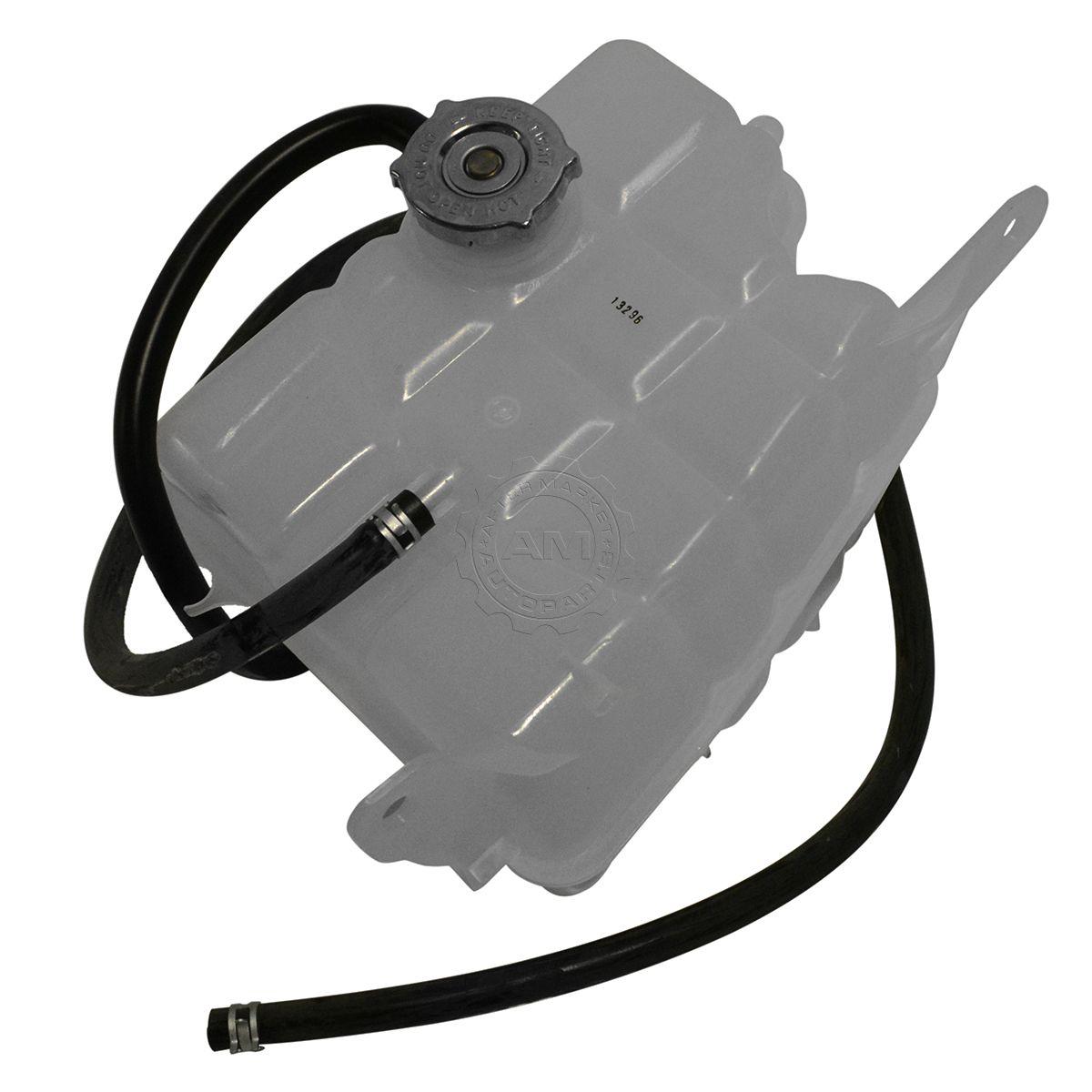 Dorman Radiator Coolant Overflow Expansion Tank Bottle w// Cap for Jeep Liberty