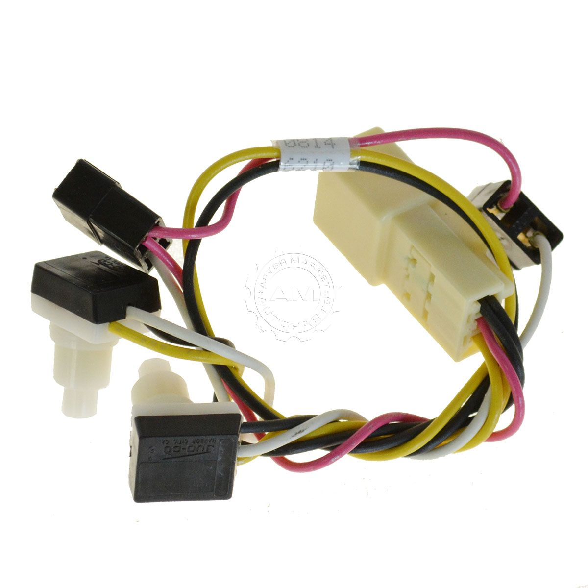 AM 1654819132 oem overhead console map light wiring harness & switches for dodge  at gsmx.co