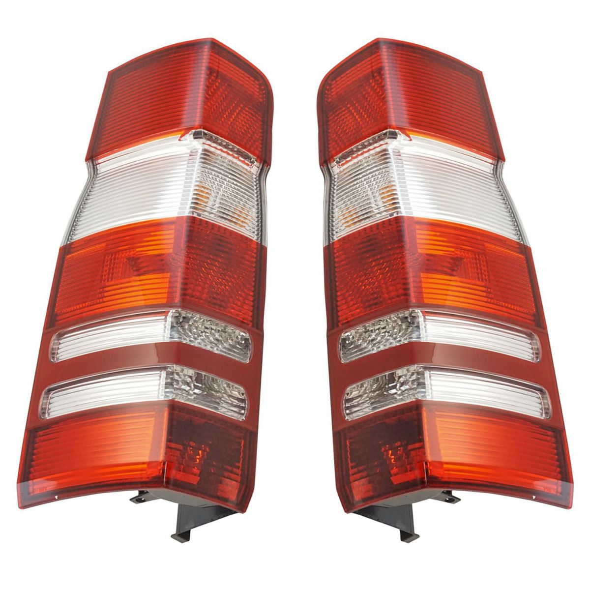 Rear Tail Light Lamp Assembly LH RH Kit Pair Set For