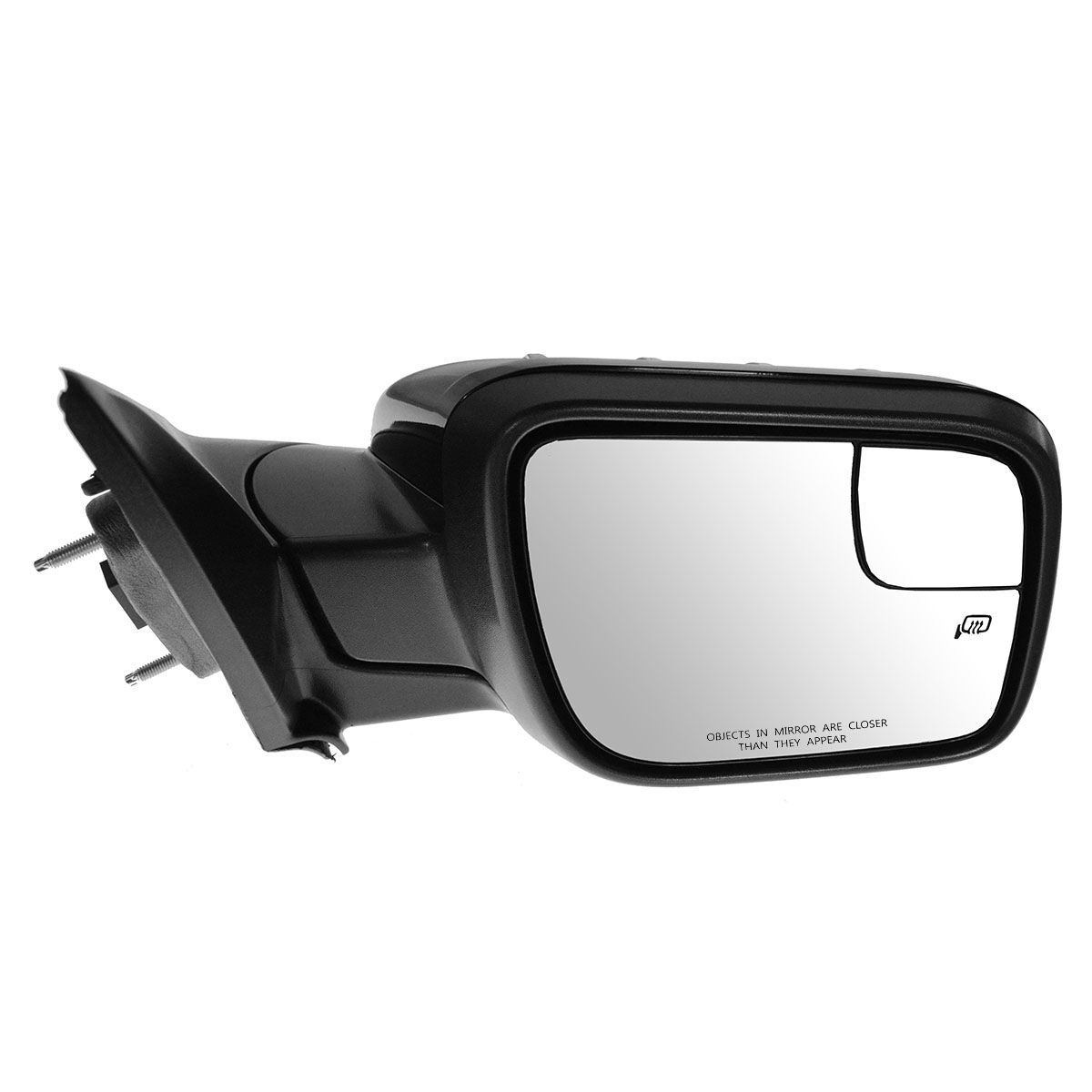 Power Heated Side View Mirror w// Puddle Light Passenger Right RH for Explorer