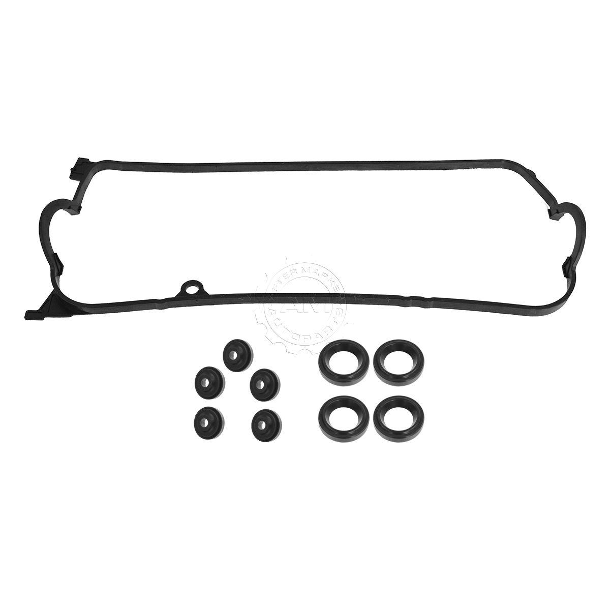 Valve Cover Gasket Set Kit for 01-05 Acura EL Honda Civic L4 1.7L