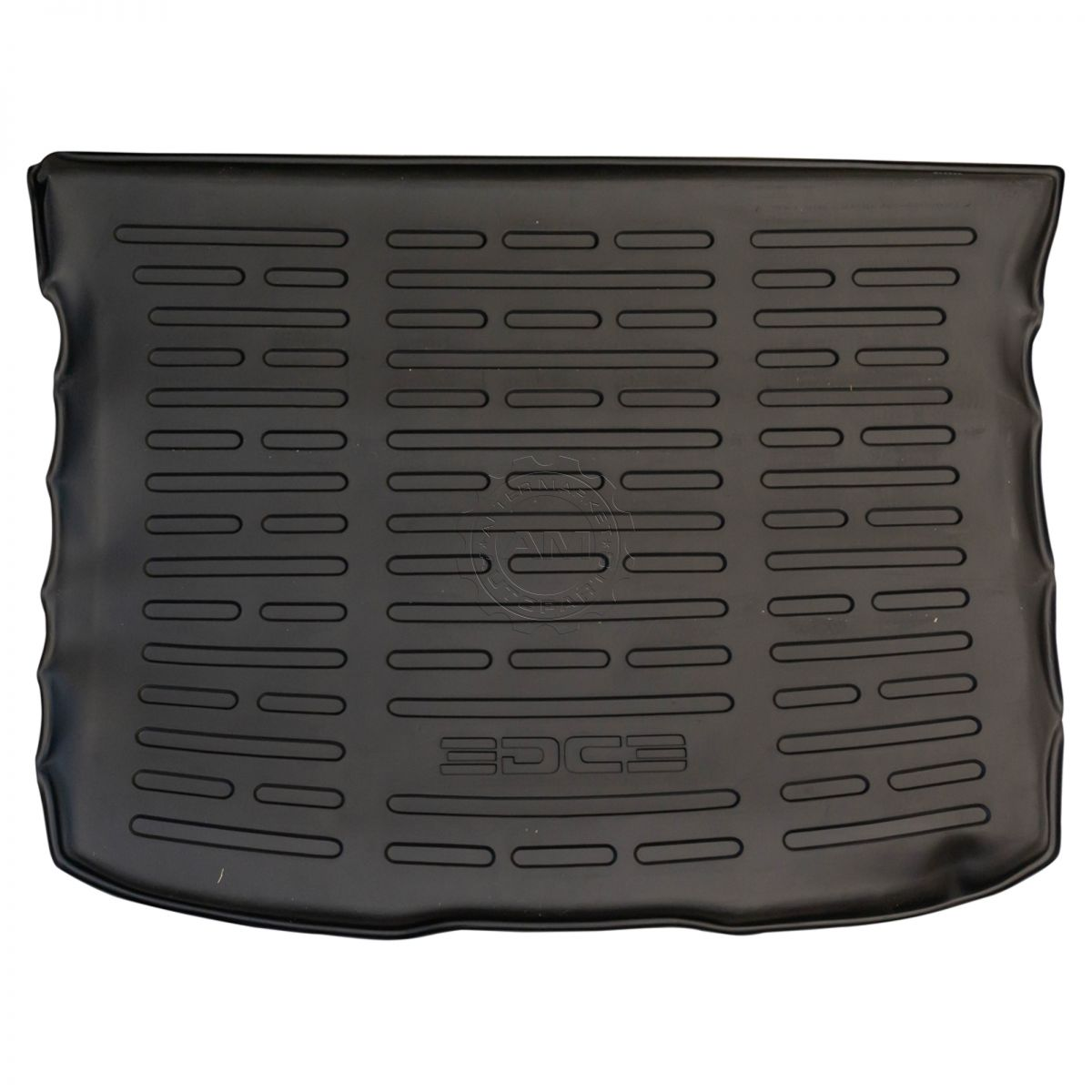 OEM Cargo Area Protector Mat Liner Molded Rubber Black for 11-14 Ford Edge  New