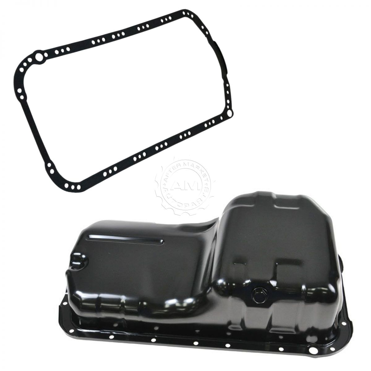 Engine Oil Pan And Gasket Kit For Honda Accord Odyssey