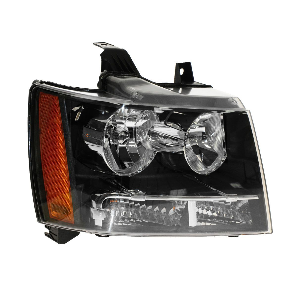 Headlight Headlamp Passenger Side Right RH for 07-13 Suburban Tahoe Avalanche