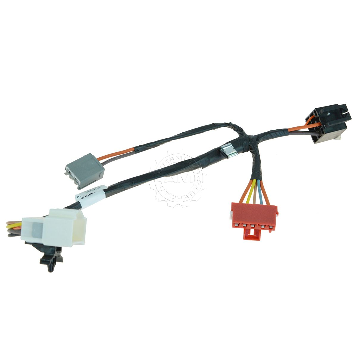 oem blower motor resistor wiring harness pigtail connector for h3 rh ebay com blower motor wiring overlay harness blower motor wiring harness cbt1c110