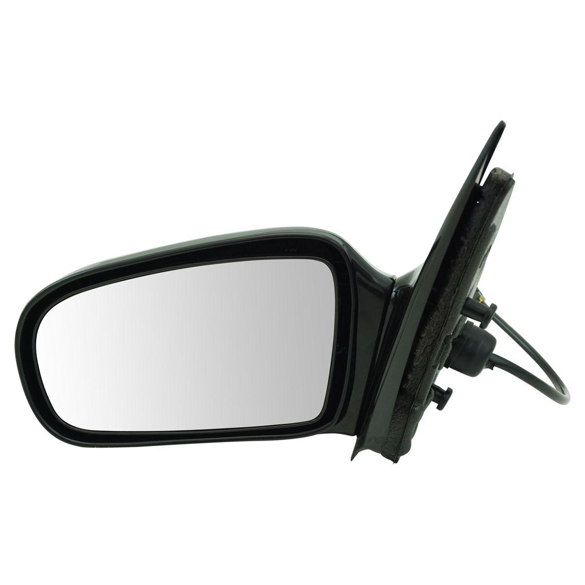 Manual Remote Side View Mirror Driver Left LH for 95-05 Cavalier Sunfire Sedan
