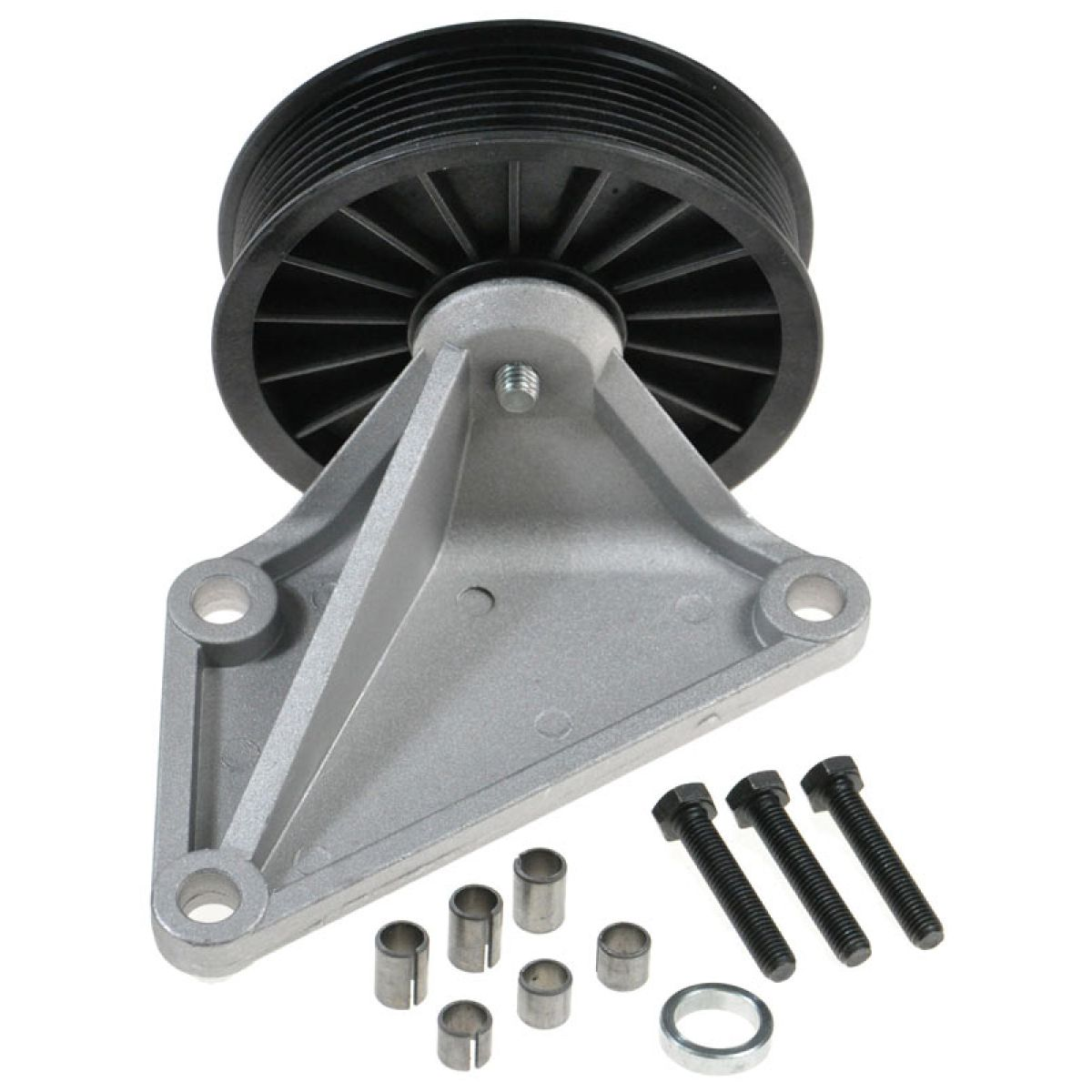 Dorman A C Bypass Pulley For 93 97 Ford F250 F350 E350 Pickup Truck 2006 F 250 6 0 Belt Diagram