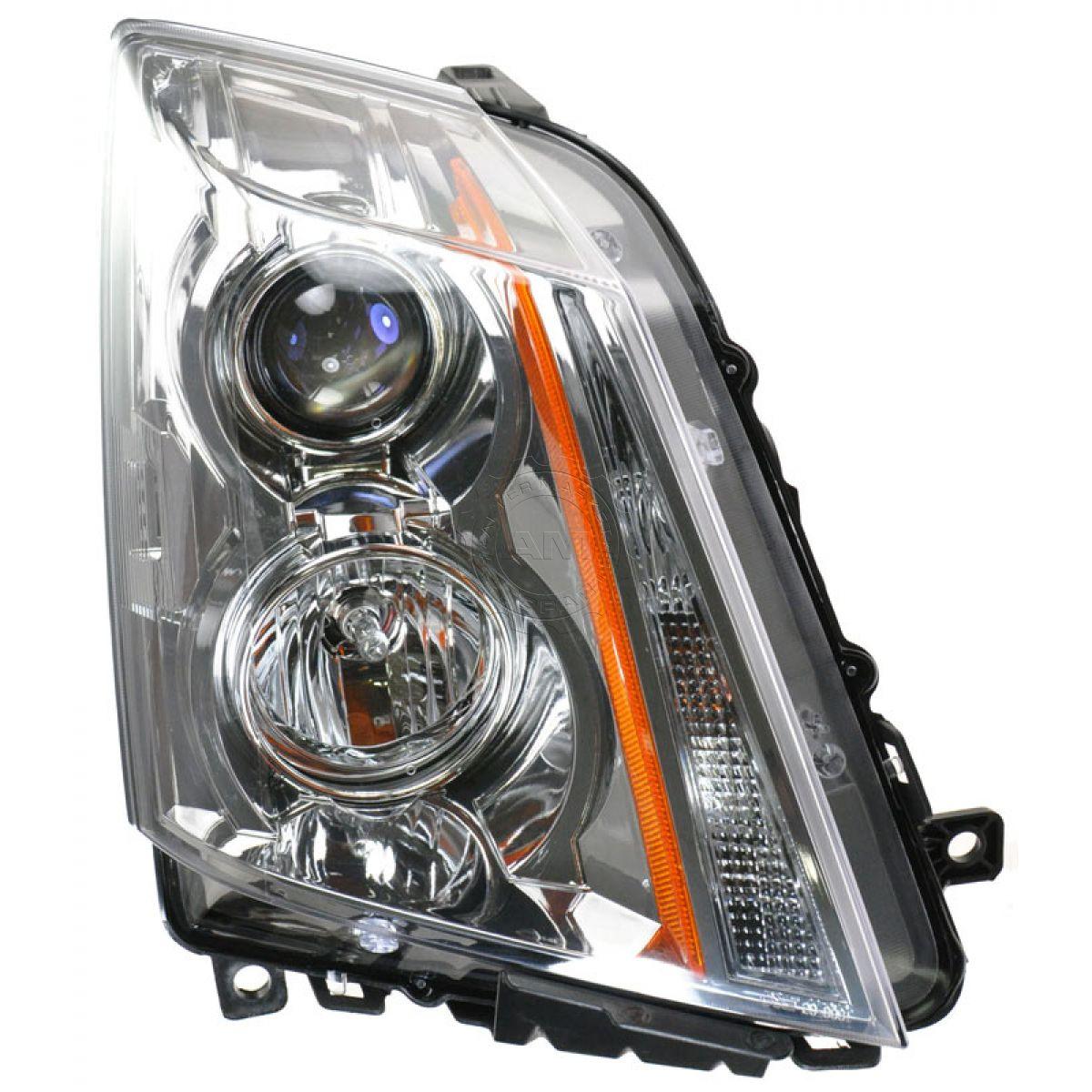Halogen Headlight Headlamp Passenger Side Right RH For 08
