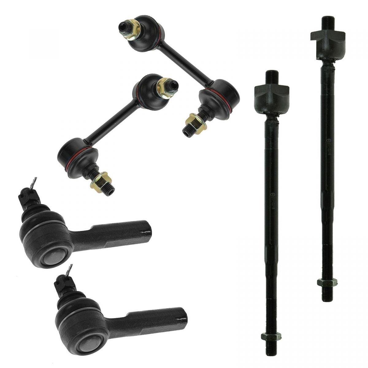 Suspension Stabilizer Bar Link-Kit Front Right-Left For 00-04 Infiniti I30 I35