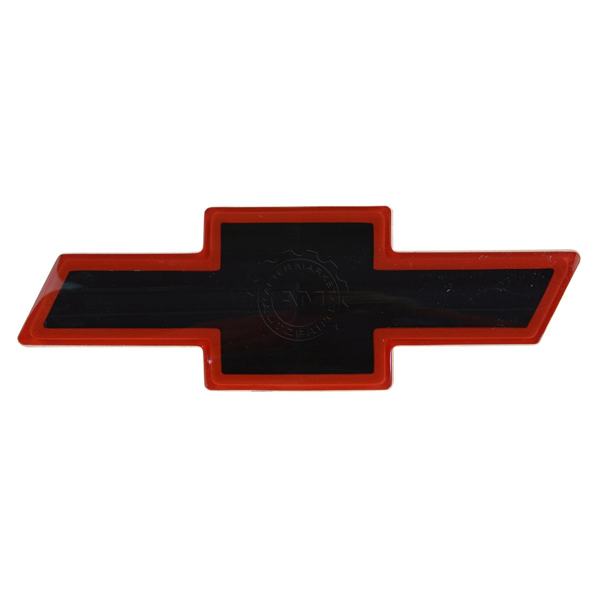 Details about OEM 12543000 Grille Mounted Black & Red Bowtie Emblem for  Chevy